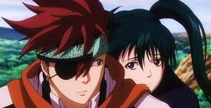 Lavi X Lenalee by Colzy-Chan