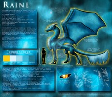 Raine Reference: April-May 2012 by MoonstalkerWerewolf