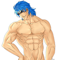 Toriko by AltairYourClothesOff