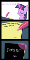 Taking Notes by Turbocharge0