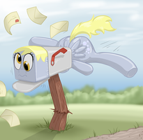Mail Delivery Sucessful by MistressCelestia