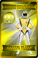 Yellow Flash by rangeranime