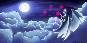 Nightsky by Tiakaani