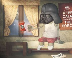 Keep Calm and use the FORCE by emilio-rizzo