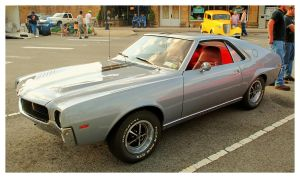 Silver AMX by TheMan268