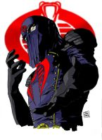 cobra commander by DULLBOYJACK by dullboyjack