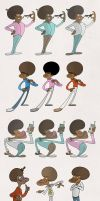 Afro Bros by Cosmic-Onion-Ring