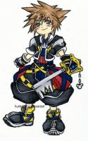 AT: sora by HunterHeroici