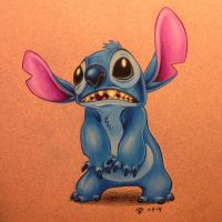 Stitch by Wolfish-Dreams