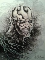 Darth Maul by Iantoy