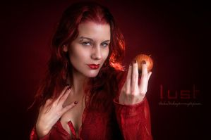 Lust by moijra