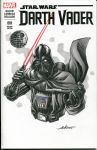Darth Vader Sketch Cover by nguy0699