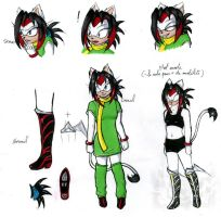 .:Reference:. Blanche (old) by Larrya-Oryelis