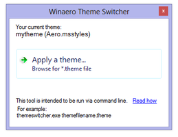 Winaero Theme Switcher by hb860