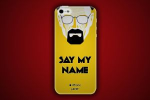 iPhone 5/5S/5C Breaking Bad Cover by jawzf