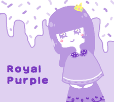 Royal Purple by tea-and-medic