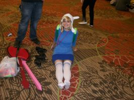 Animefest '12 - Fiona 2 by TexConChaser