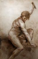 old master study by ceruleanvii