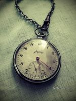 Pocket Watch by nikifun