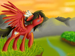 Feel the Wind by Hilis