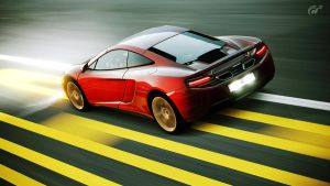 mclaren mp4-12c by ahabezh