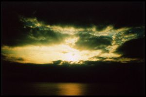 galilee sunrise en lomo by futurowoman