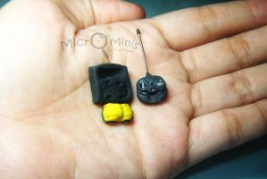 Miniature Remote Controlled Car- Scale by margemagtoto