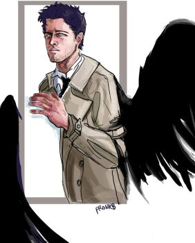Castiel by Pronkbaggins