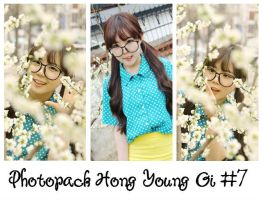 Photopack Hong Young Gi (Ulzzang) #7 by HwangSnow