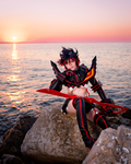 Ryuko Matoi fourth shot by Sandman-AC