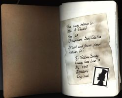 Sketchbook Project: 2 by PaperTales
