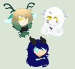 G: [A-SS] Busts by CookieloveX3