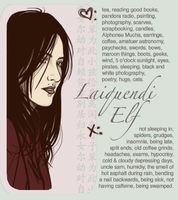 Experiment ID by laiquendi-elf