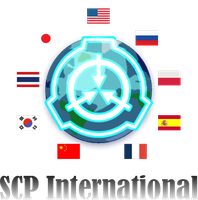 SCP International logo v.1 by maxalate