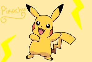 Pikachu Picture by anthey925