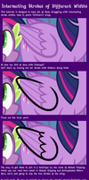 Alicorn Wing Tutorial by liamwhite1