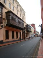 Center of Lima City- Balconies by fiori-party