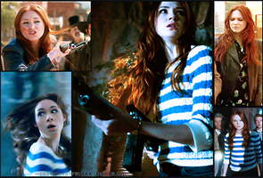 Amelia Pond by moonymistress