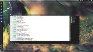 Arch Linux With a Simple Statistic by ZYrlleX
