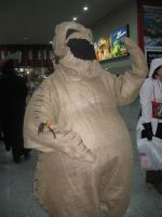 OctMCMExpo2010: Oogie Boogie by MammaCarnage