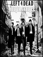 The Beatles Left 4 Dead by DestroX71689