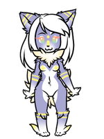 Eve Chibi by LovelessKia