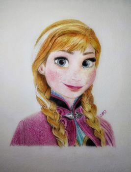 Anna by ni5hitha