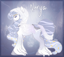 Pondpony MYO: Nenya by NoxxPlush