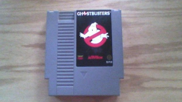 Ghostbusters for NES by ComannderrX