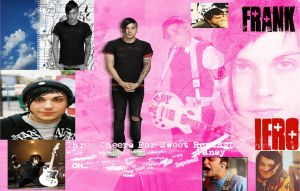 Frank Iero Collage by FromLoveToDeath
