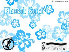 Floral Surf Zinh0 by zinh0