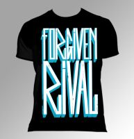 Forgiven Rival Tee Design 1 by my-name-is-annie