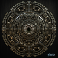 Mayan Pendant revised by Tahyon