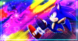 Sonic HBD 23 06 2015 by FANTASY-WORKS-JMBD